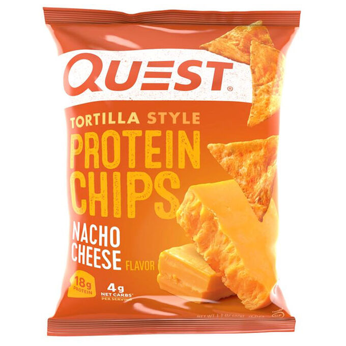 Quest Tortilla Chips 1 Pack Nacho Cheese