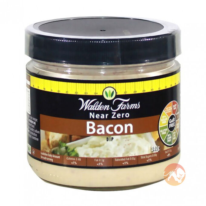 Walden Farms Veggie & Chips Bacon Dip 12oz
