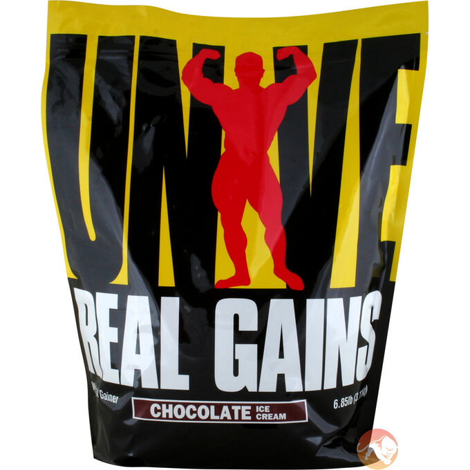 Real Gains 10.5lb - Chocolate