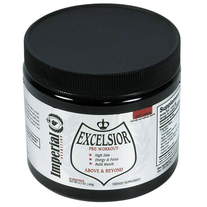 Imperial Nutrition Excelsior 30 Servings Fruit Punch