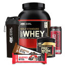 Gold Standard 100% Whey 2.27kg Chocolate & Hazelnut