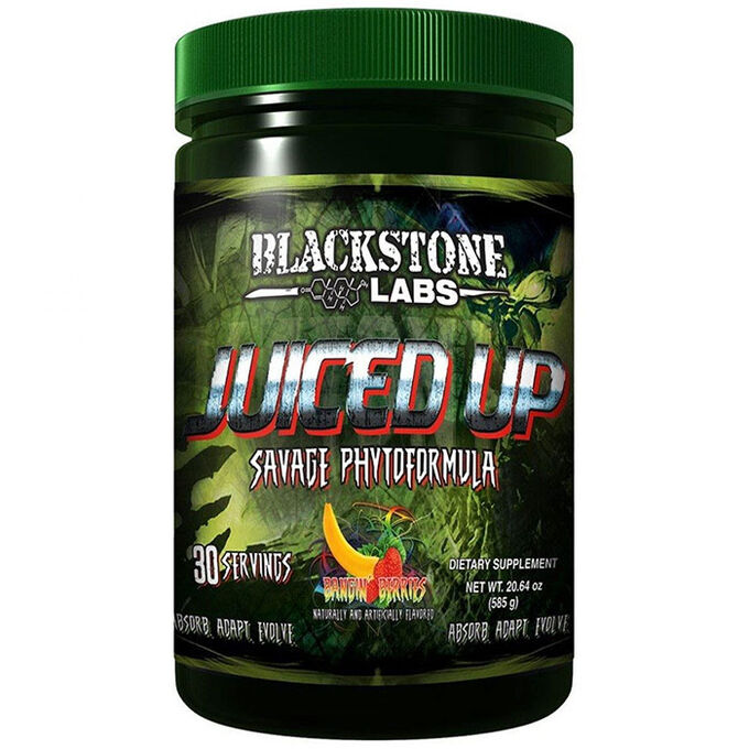 Blackstone Labs Blackstone Labs Juiced up 30 Servings - Micro nutrient Superfoods