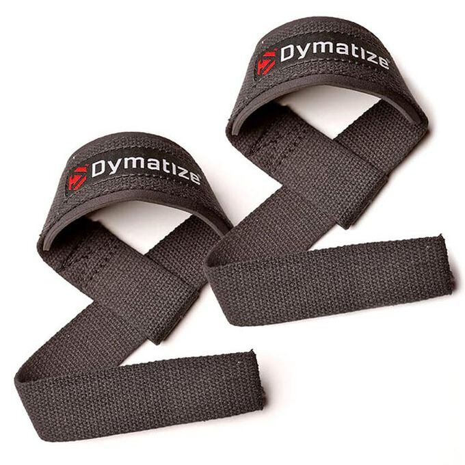 Dymatize Lifting Straps One Size