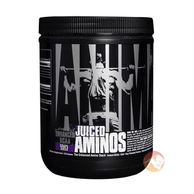 Animal Juiced Aminos 30 Servings Grape