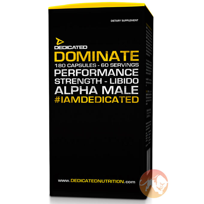 Dedicated Nutrition Dominate 180 Capsules