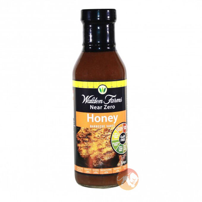 Walden Farms Honey BBQ Sauce 355ml