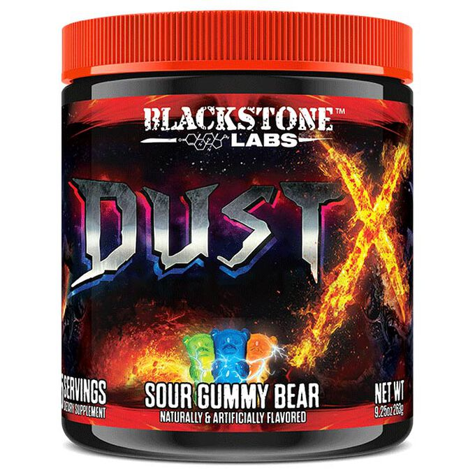 Blackstone Labs Dust X 25 Servings Sour Gummy Bear