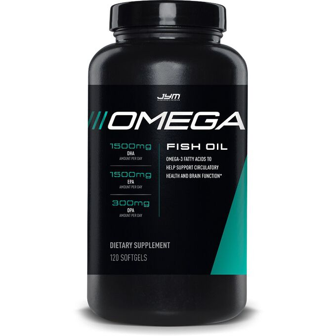 JYM Supplement Science Omega JYM 120 Caps