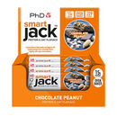 SmartJack 12 Bars Chocolate Peanut