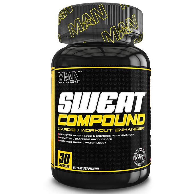 Sweat Compound 30 Caps