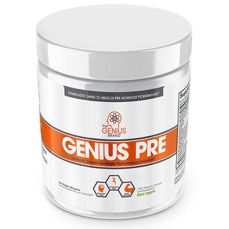 Genius Pre 20 Servings Sour Apple