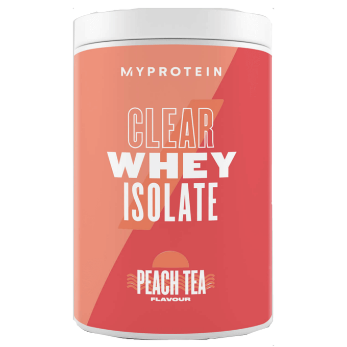 Clear Whey Isolate 500g Peach Tea