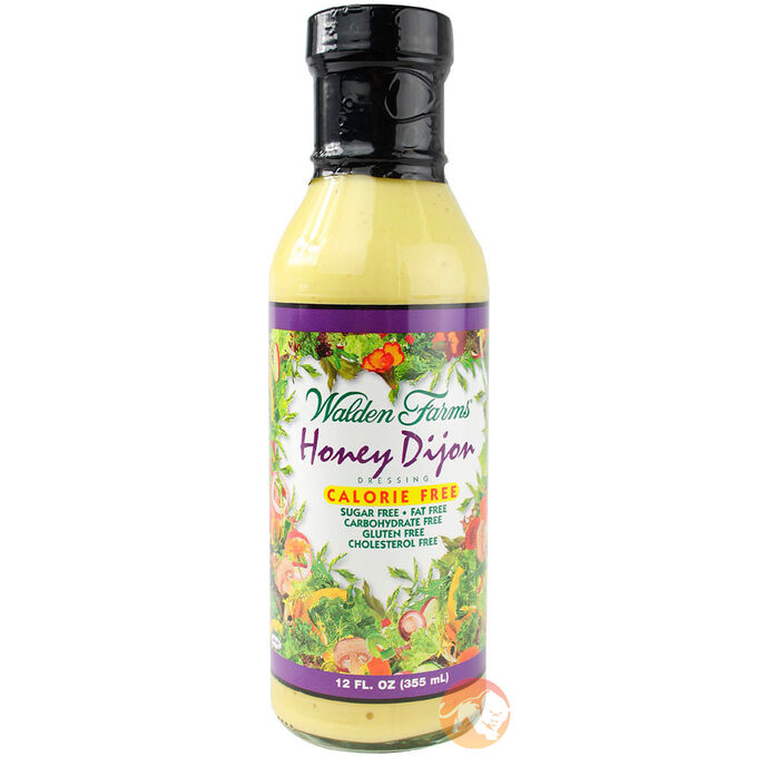 Walden Farms Calorie Free Honey Dijon Dressing 355ml