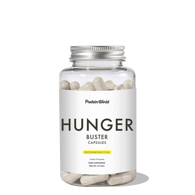 Protein World Hunger Buster 90 Capsules