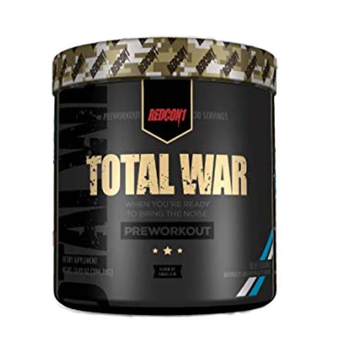 REDCON1 Total War 30 Servings Blue Coconut