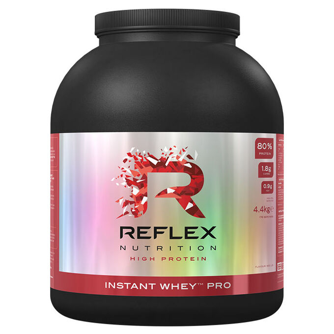 Reflex Instant Whey Pro 4.4kg - Chocolate Perfection