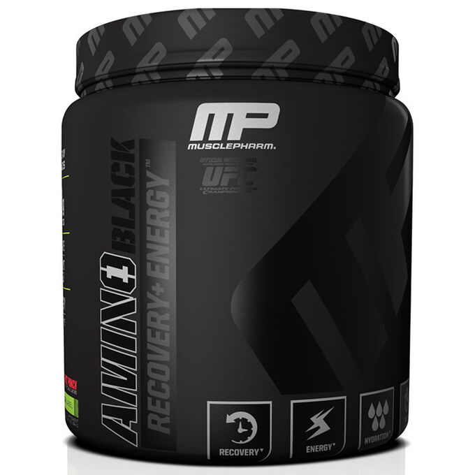 Amino1 Black 30 Servings Fruit Punch