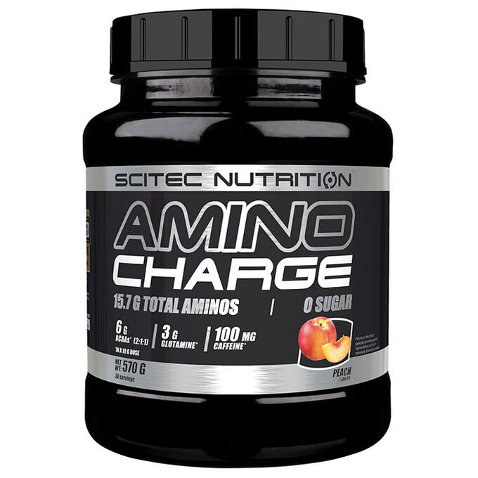 Scitec Nutrition Amino Charge 570g Peach