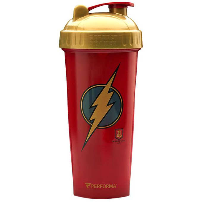 The Flash Justice League Shaker 800ml
