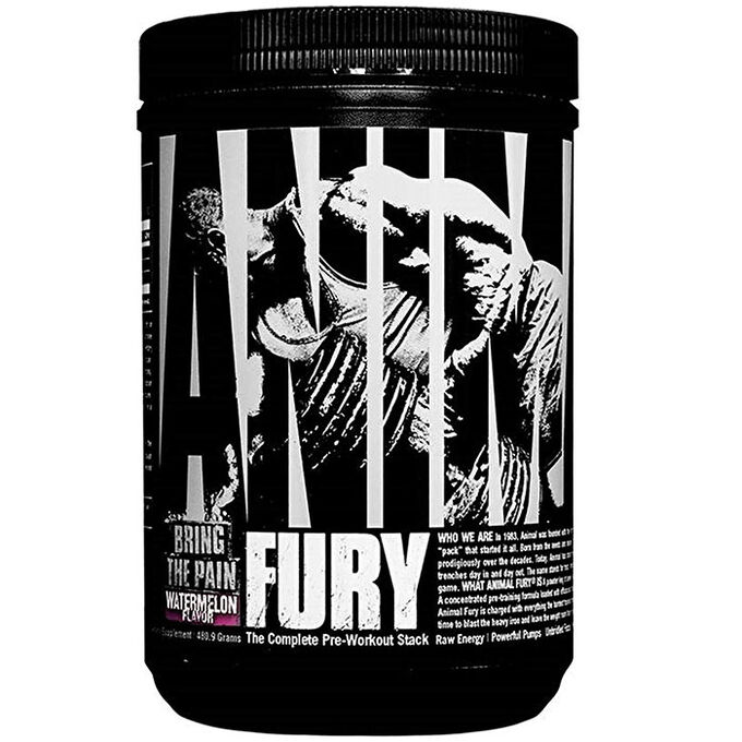 Universal Animal Fury 30 Servings Watermelon