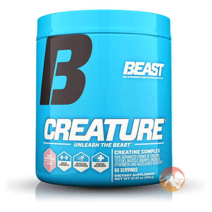 Creature Powder 60 Servings Unflavoured