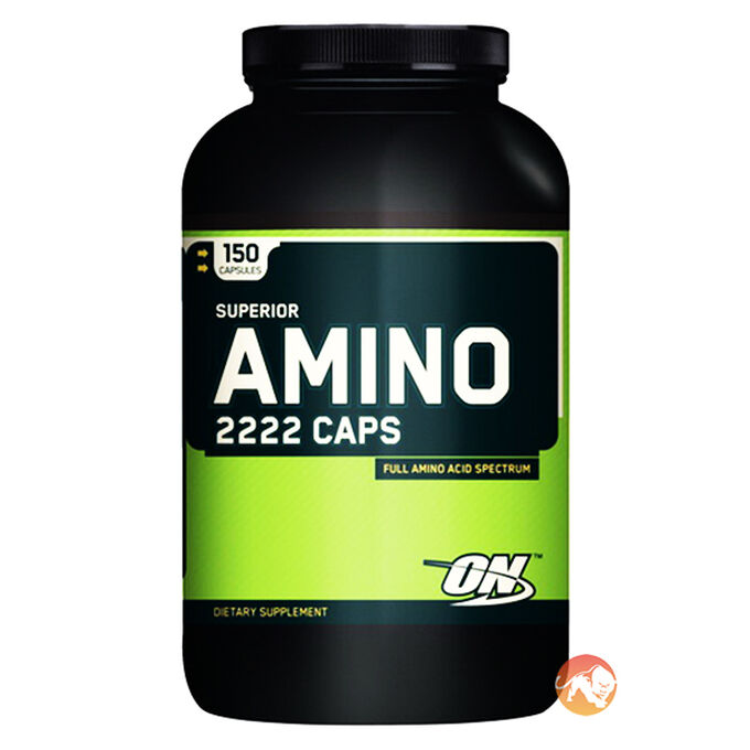 Superior Amino 2222 160 Caps
