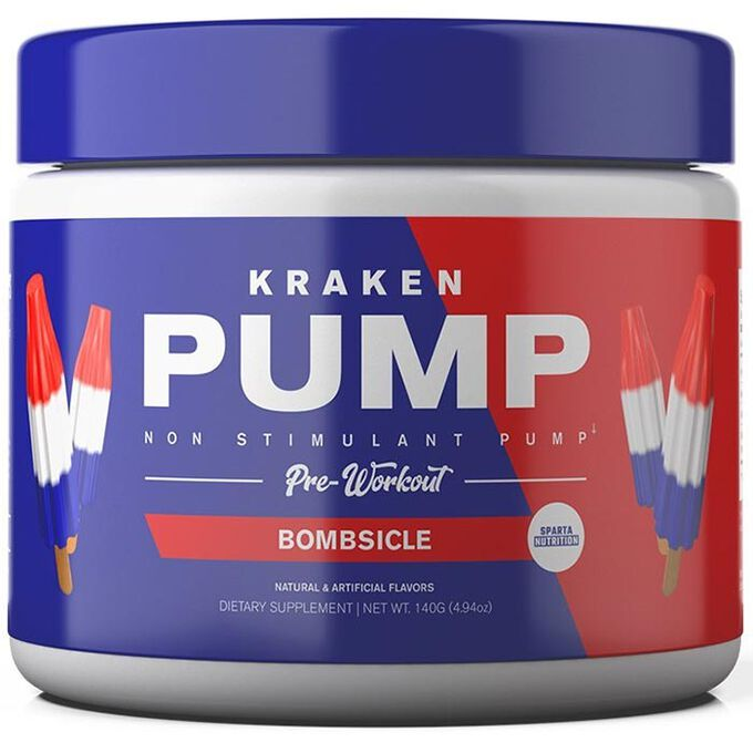Kraken Pump 40 Servings Bombsicle