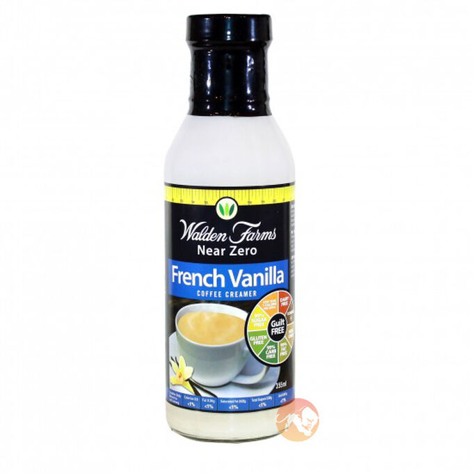 Coffee Creamers 355ml - French Vanilla