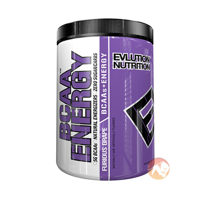 BCAA Energy 30 Servings Fruit Punch