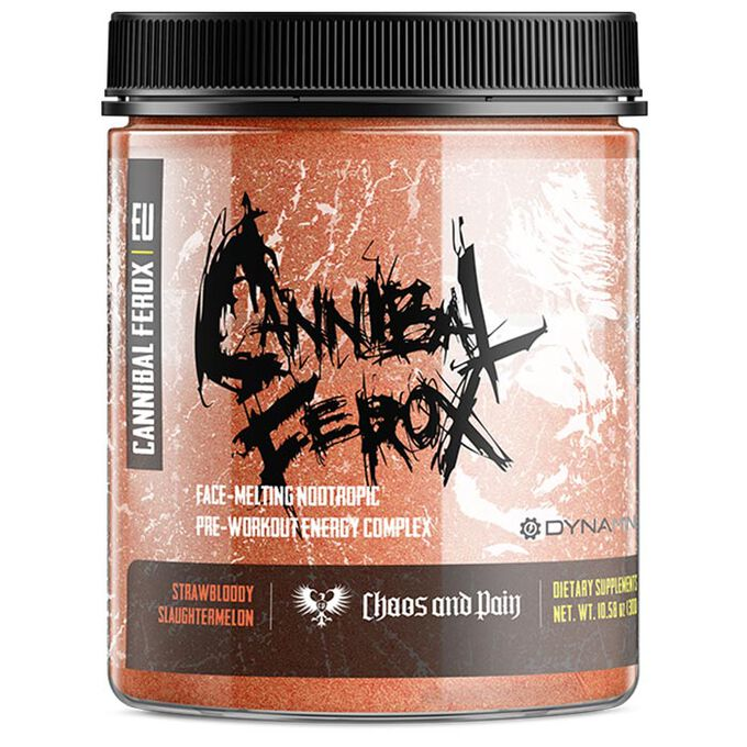 Cannibal Ferox 30 Servings Strawbloody Slaughtermelon