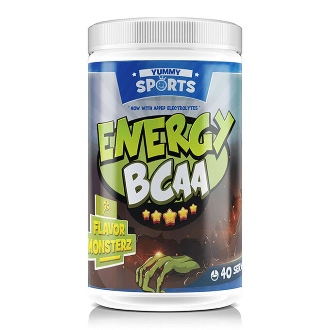 Energy BCAA 40 Servings Monsterz