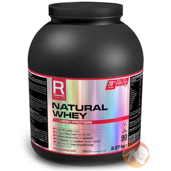 Natural Whey 2.27kg Chocolate