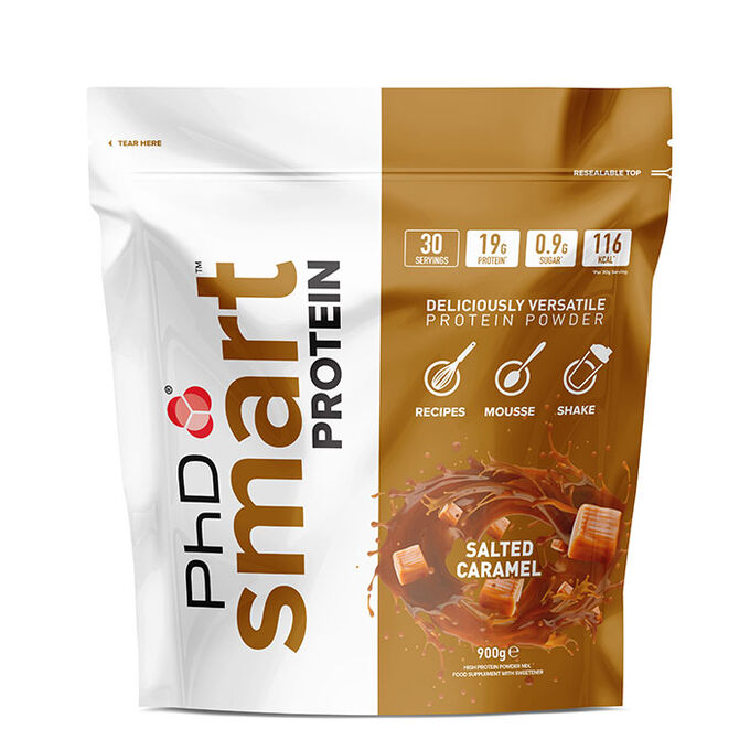 PHD Nutrition Smart Protein 900g Salted Caramel