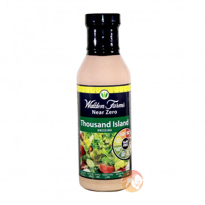 Calorie Free Thousand Island Dressing 355ml