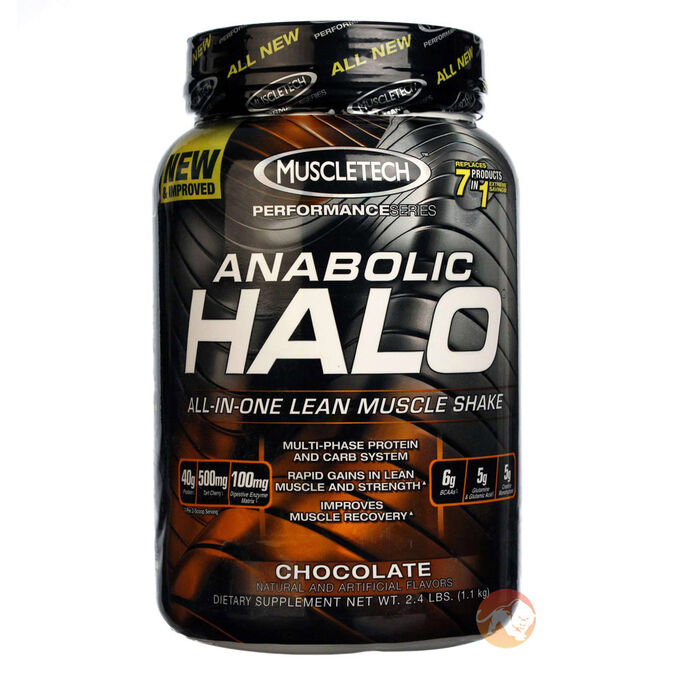 Anabolic Halo Performance Series 2.4LB-CHOC-2.4LB