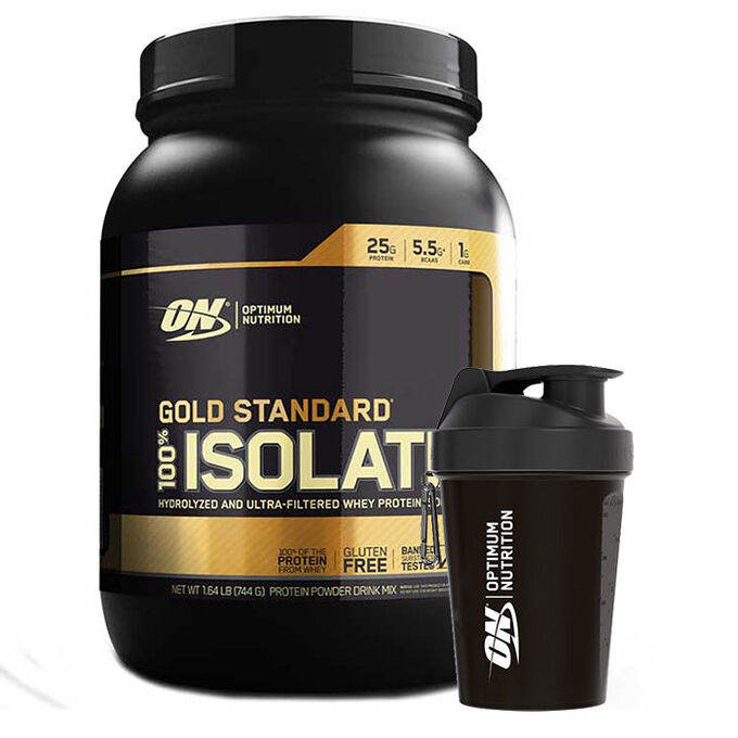 Gold Standard 100% Isolate 930g Chocolate