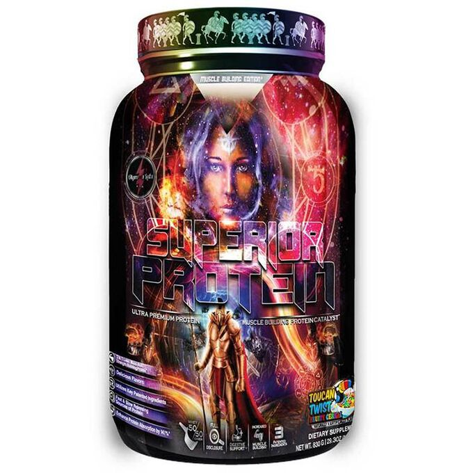 Superior Protein 25 Servings Mocha Mermaid