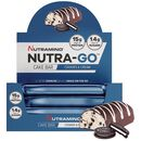 Nutra-Go Cake Bars 16 Bars Cookies and Cream