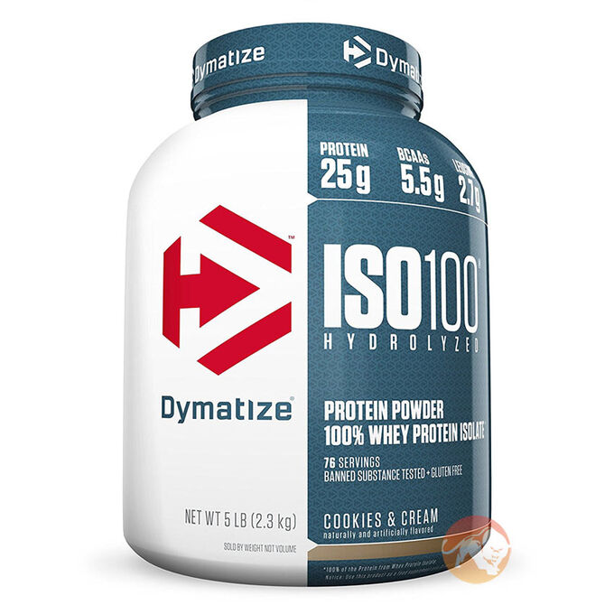 Dymatize ISO 100 2.2kg Fudge Brownie