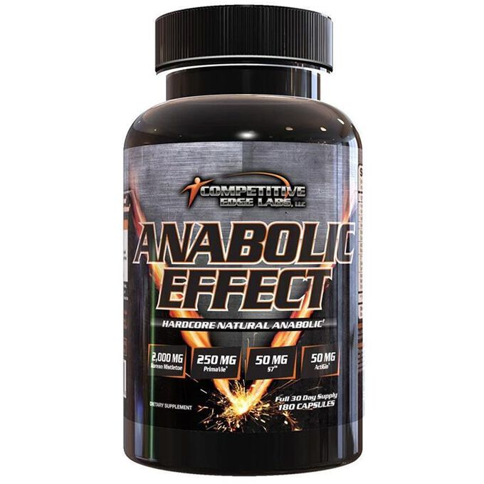 Competitive Edge Labs Anabolic Effect 180 Capsules