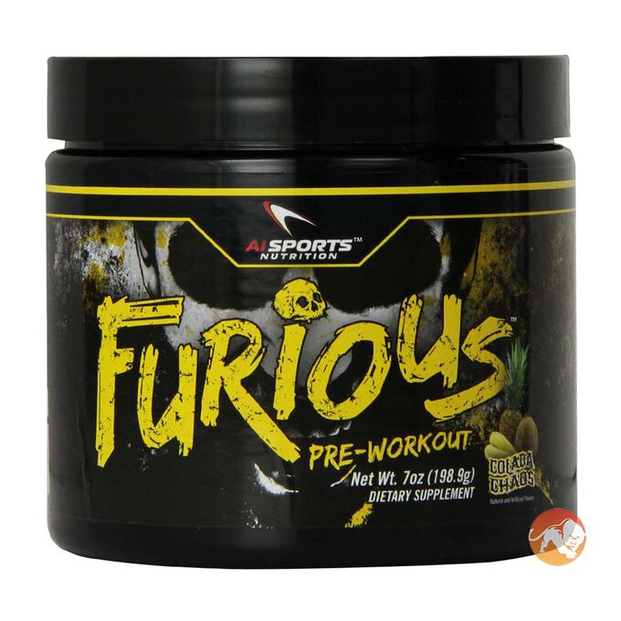 Furious Single Serving-Cherry