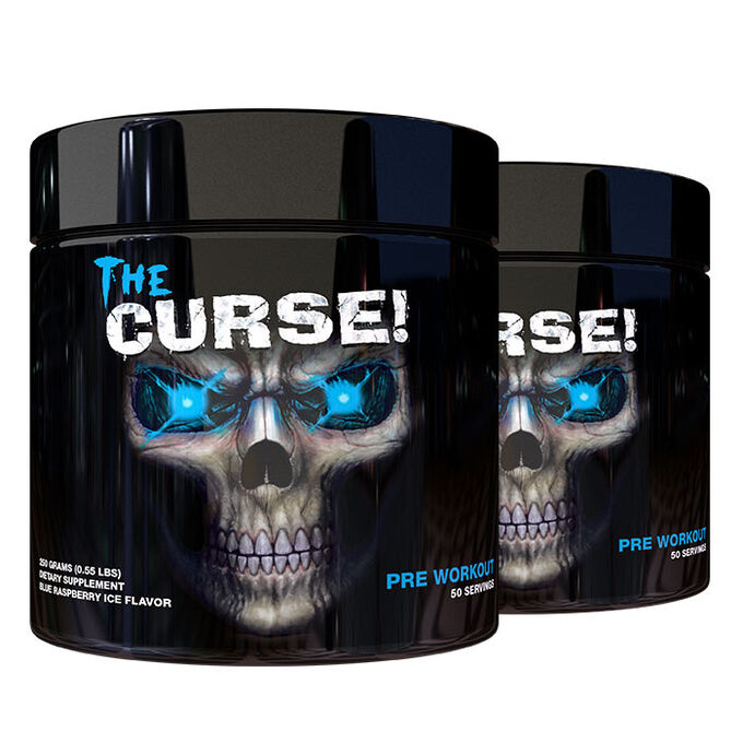 Cobra Labs The Curse 250g-Blue raspberry