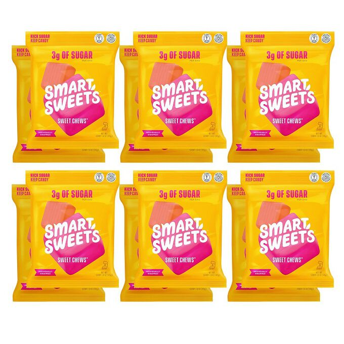 Smart Sweets Sweet Chews 1 Pack