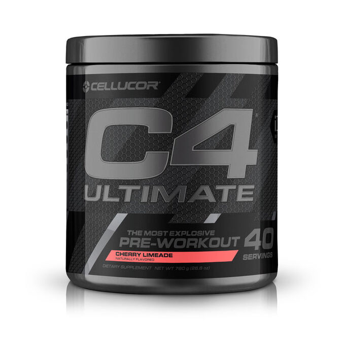 Cellucor C4 Ultimate 40 Servings Cherry Limeade