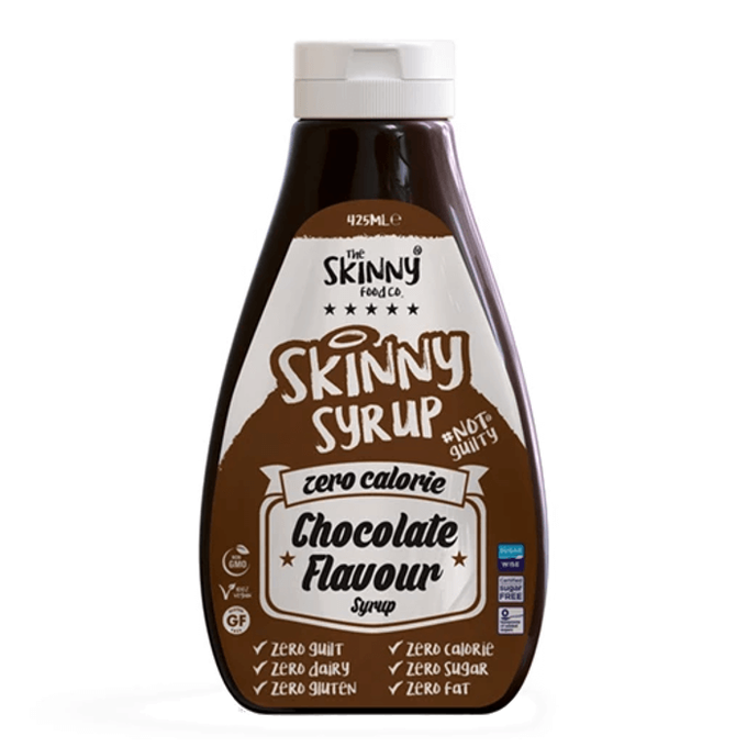The Skinny Food Co Zero Calorie Chocolate Syrup 425 ml
