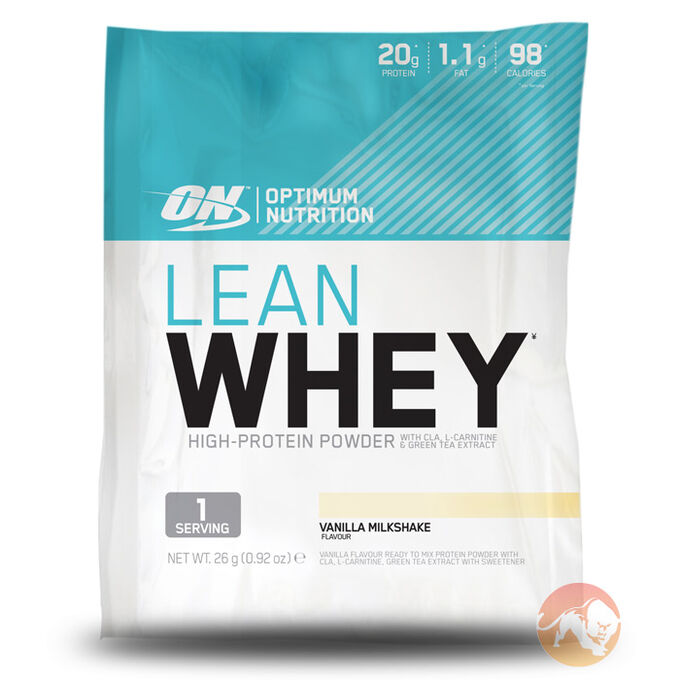 Lean Whey single Serving - Chocolate Milkshake