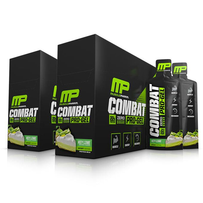 Combat Pro-Gel 12 Packs - Chocolate