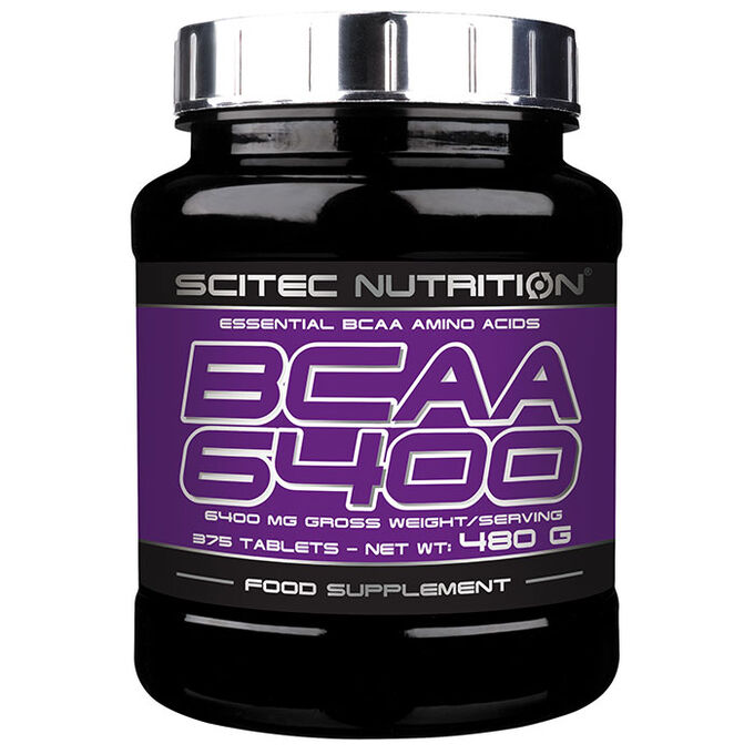 Scitec Nutrition BCAA 6400 375 Tablets