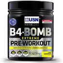 USN B4 Bomb Extreme - 30 Servings - Powerful Pre workout
