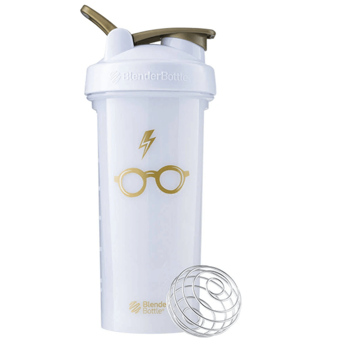 Blender Bottle Harry Potter Shaker Bottle Glasses 800ml